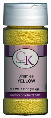 Jimmies sykurskraut - Gult