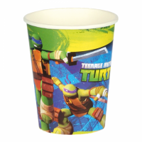 Pappaglös - Ninja Turtles - 266ml., 8stk. image