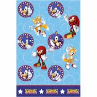 Plastdúkur - Sonic 120x180cm image