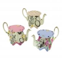 Cupcake standar Truly Alice Teapot - 6 stk image
