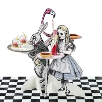 Cupcake standar Truly Alice Treat - 3 stk image