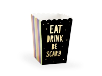 Poppbox - EAT DRINK AND BE SCARY - 6stk. image