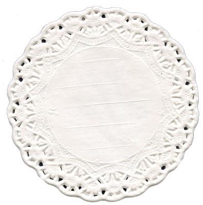 Kökublúndur - Hvítar 25 cm image