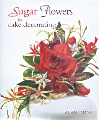 Sugar Flowers for Cake Decorating image