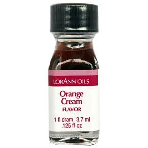 Bragðefni - Appelsínukrem 3,7ml