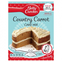 Betty Crocker - Country Carrot Cake Mix - 425g image