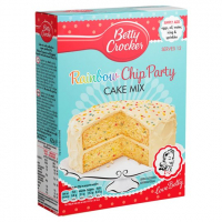 Betty Crocker - Rainbow Chip Party Cake Mix - 425g image