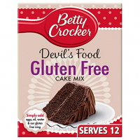 Betty Crocker - Gluten Free - Devil´s Food Cake Mix - 425g image