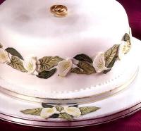 Patchwork skeri - Liljur image