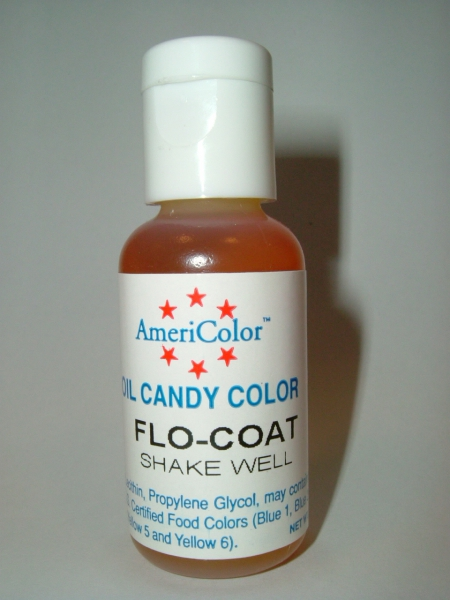 Flo-Coat - Oil-Based Candy Color | Allt í köku ehf