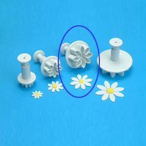 Daisymót með stimpli - 2,7cm image