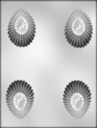 Plastmót - Páskaegg 8 cm image