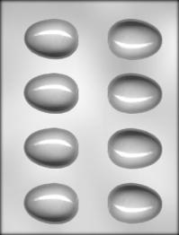 Plastmót - Páskaegg 6,4 cm image