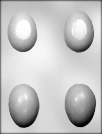 Plastmót - Páskaegg 7,6 cm image