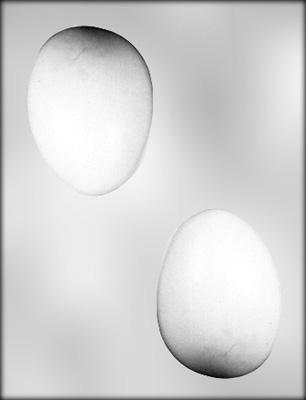 Plastmót - Páskaegg 10,2 cm