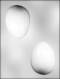 Plastmót - Páskaegg 10,2 cm image