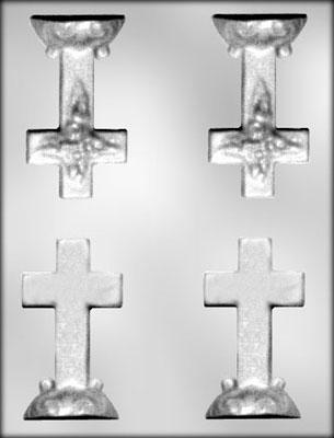 Plastmót - Kross, þrívíddarmót image