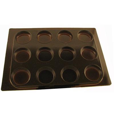 Cupcake bakki - Brúnn