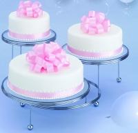 Cakes 'N More™ kökudiskar - Þrjár stærðir image