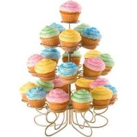 Cupcakes 'N More® mini cupcake standur fyrir 24 stk. image