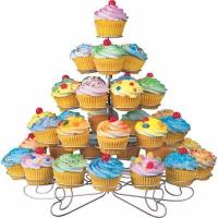 Cupcakes 'N More® cupcake standur fyrir 38 stk. image