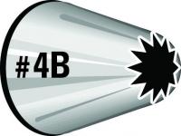 Sprautustútur - 4B frá Wilton image