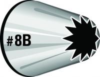 Sprautustútur - 8B frá Wilton image