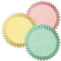 Muffinsmót (lítil) - Pastel 100 stk. image