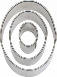 Ovalmót - 3 stk image