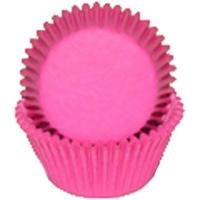 Muffinsmót (lítil) - Bleik image
