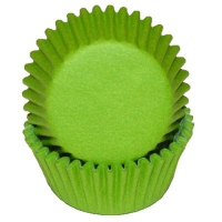 Muffinsmót (lítil) - Limegræn image