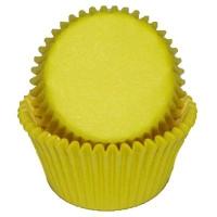 Muffinsmót (lítil) - Gul image