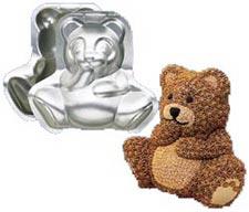 3D bangsi - Bökunarmót