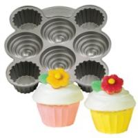 Dimensions® Multi-Cavity Mini Cupcakes - Bökunarmót image