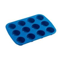 Easy Flex™ Silíkonmuffinspanna 12 mini hólf - Bökunarmót image