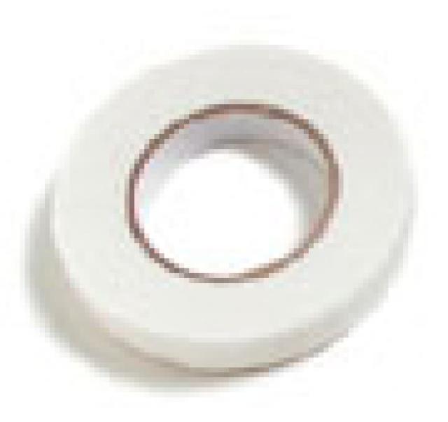Blómalímband - Hvítt image