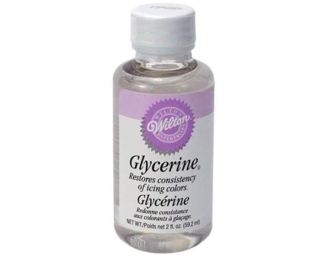is glycerin edible