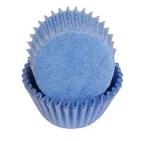 Muffinsmót (lítil) - Ljósblá image