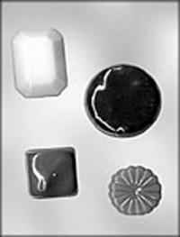 Plastmót, lítið - Klassískir molar image