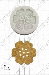 FPC silíkonmót - Blúndublóm image