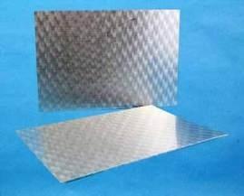 Stíft kökuspjald - Silfur ferkantað 38 x 27,8 cm