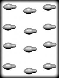 Hitaþolið plastmót - Ljósaperur 3,8 cm image
