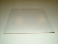 Kökuspjald - Hvítt ferkantað 25,5 cm image