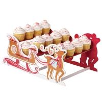 Mini Cupcake standur - Sleði image