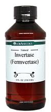 Invertase (fermvertase)  - LorAnn Oils 118 ml. image