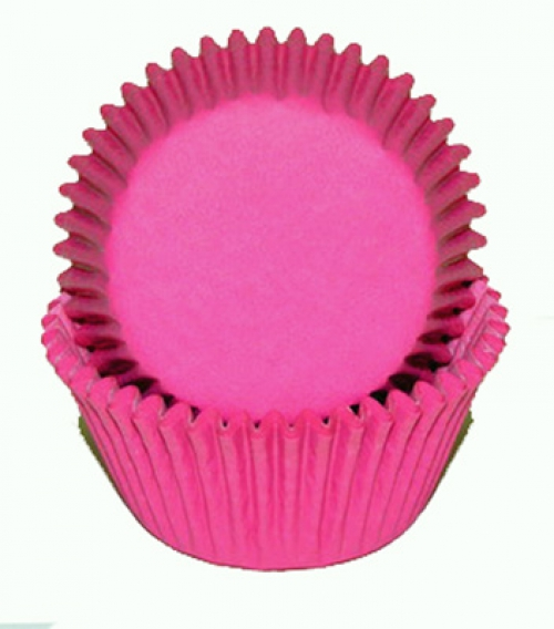 Muffinsmót - Bleik 50 stk.