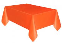 Plastdúkur - Appelsínugulur 135x275cm image