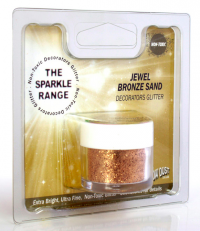 Rainbow Dust glimmer - Jewel brons sandur 5 gr. image