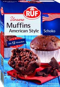 Amerískar súkkulaðimuffins image