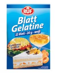Gelatín blöð  image